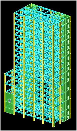 pkpm钢混结构设计培训